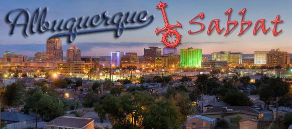 Albuquerque by Night.