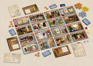 Visão das cartas do jogo.