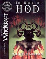 The Book of Hod, suplemento que descreve o mundo dos sonhos.