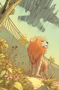 Leões de Bagdá pág. 8