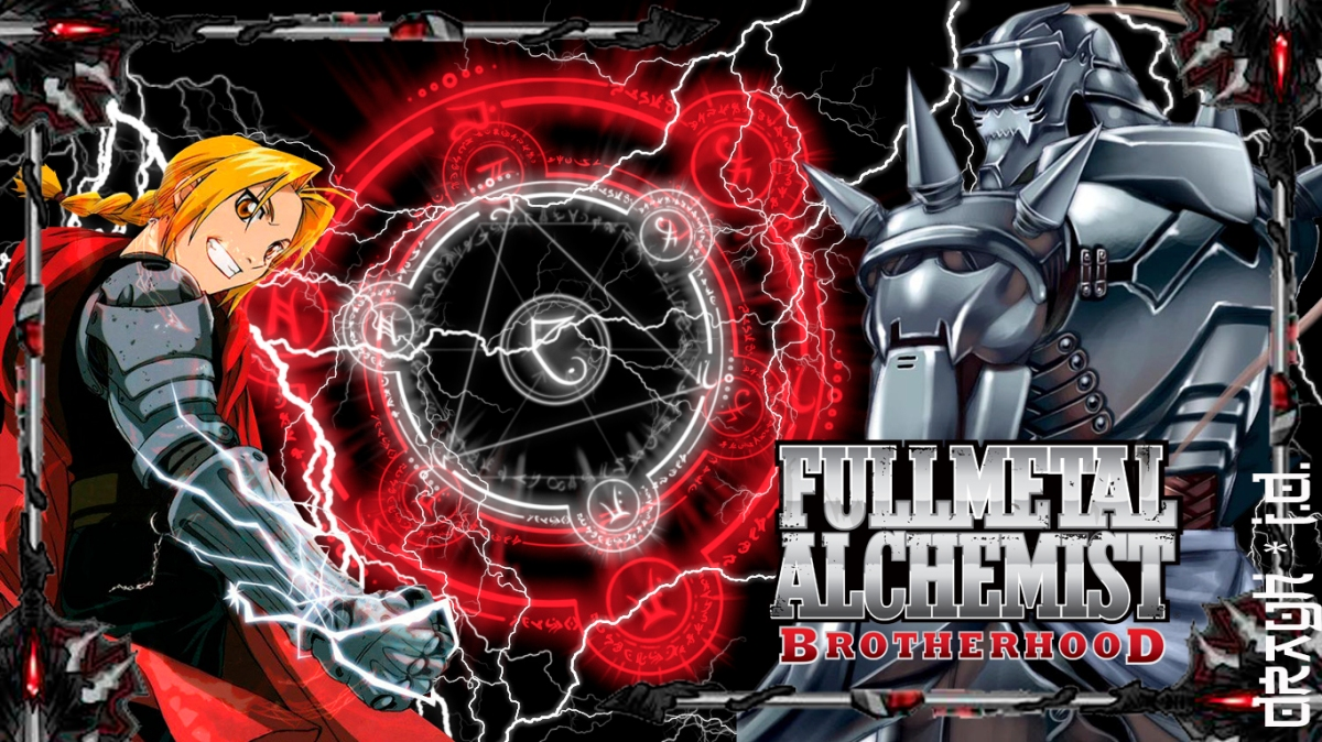 Full Metal Alchemist - Adaptação E Aventura Completa Para ECM.