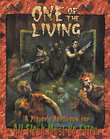 One of the Living. O velhinho do RPG.