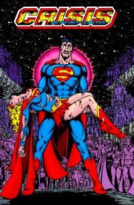 Crise nas Infintas Terras, a primeira grande saga da DC.