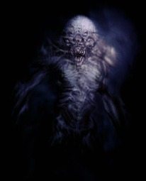 O monstro.