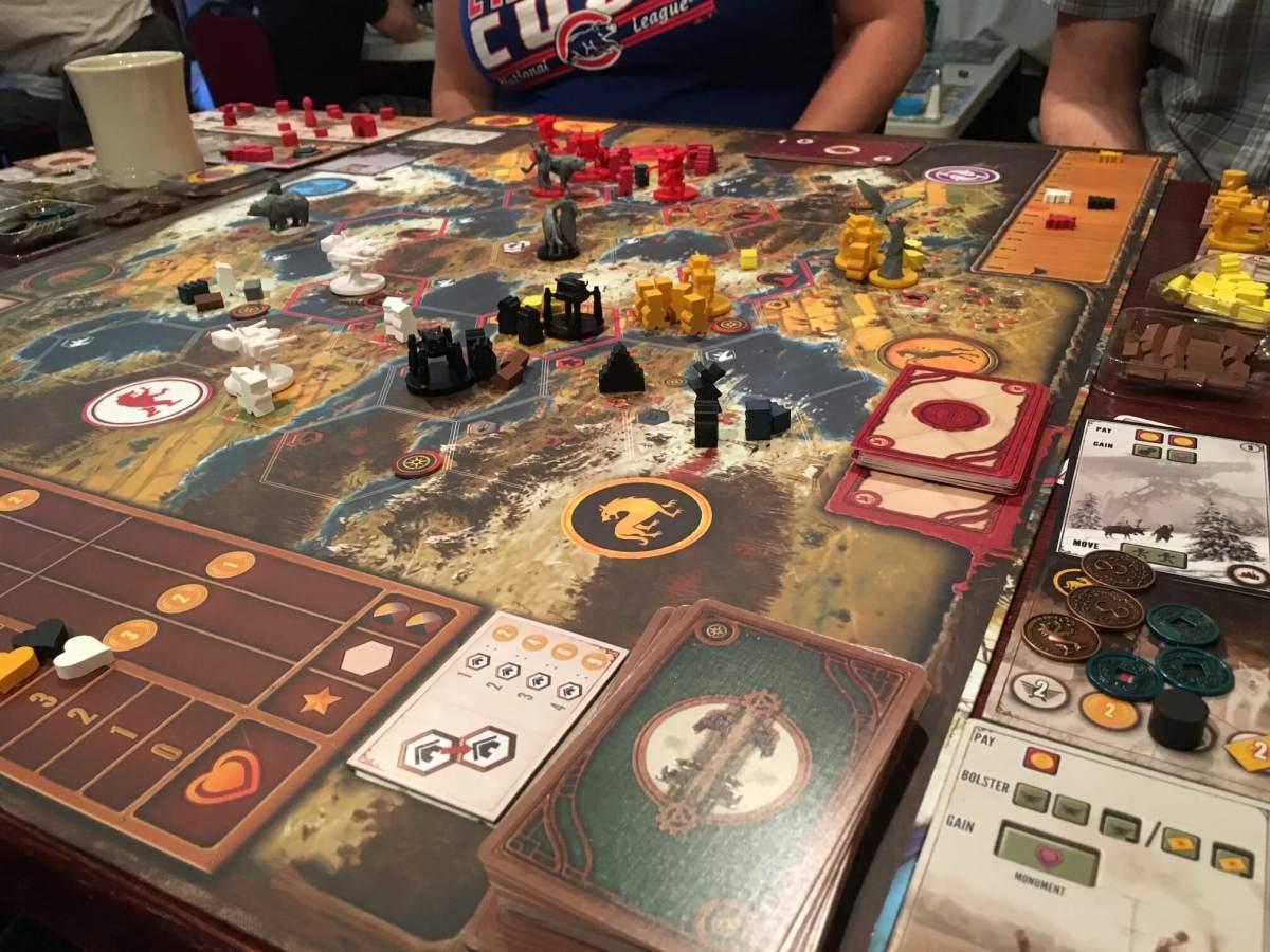 5 Board Games Que Você Precisa Jogar Em 2017.